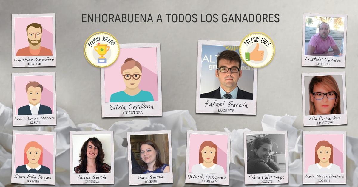 Ganadores del Concurso Educando 2017